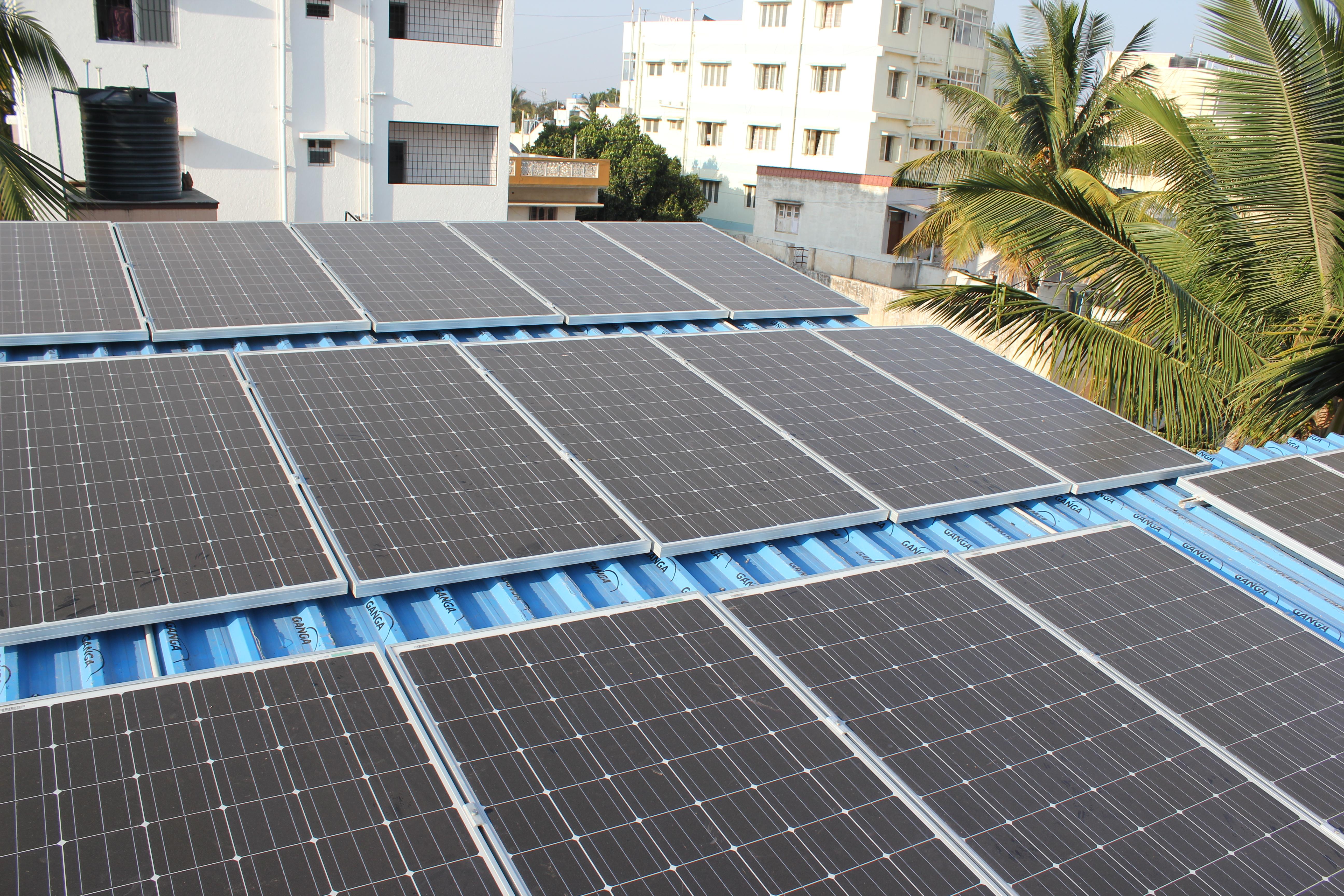 Keshavprasad Ecosoch Solar