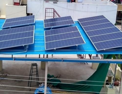 5kW On Grid system Sanchar Nagar, Bangalore