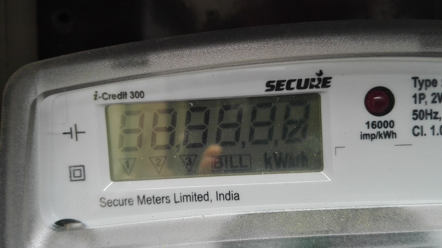 Increasing Electricity Meter : How to read a bidirectional meter ecosoch solar