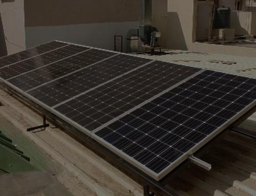 2kW Off Grid Solar Rooftop System, Jayanagar