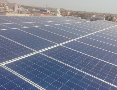 34kW On-Grid System, Bellary