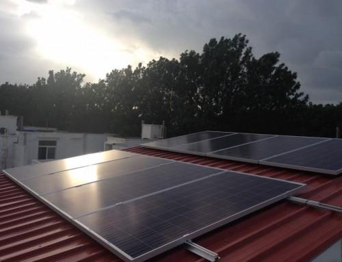 3.15kW, Hybrid system, Ananthapura