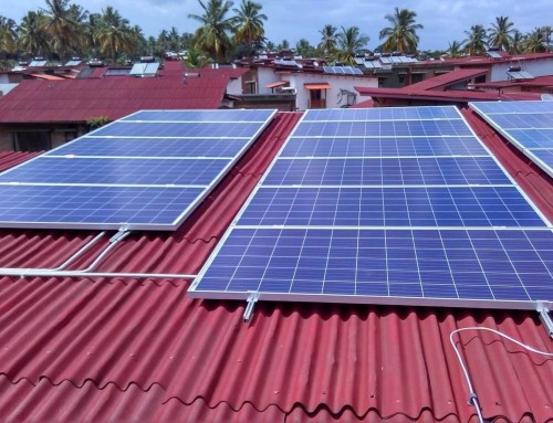 3.4kW On Grid system Kengeri, Bangalore
