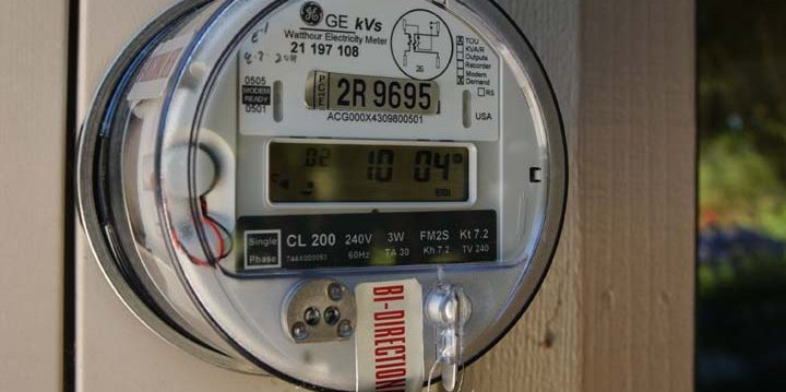 How To Read A Bidirectional Meter Ecosoch Solar