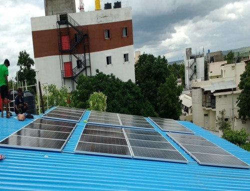 10kW On Grid system Gulbarga