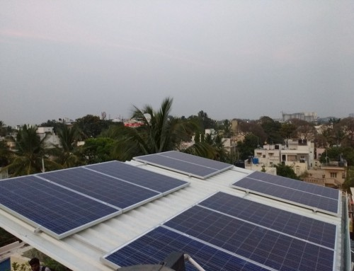 3kW On Grid system Banashankari, Bangalore