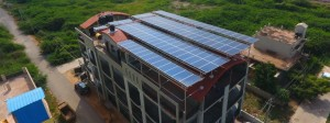 Solar Rooftop Plant