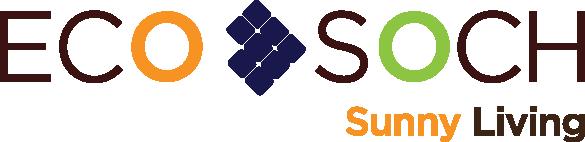 EcoSoch Solar Retina Logo