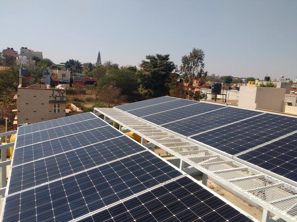 5kw Electronic City Ecosoch Solar