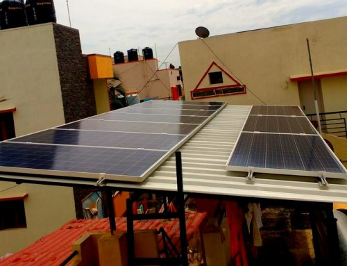 3.15kW using Microinverters in Kodigehalli