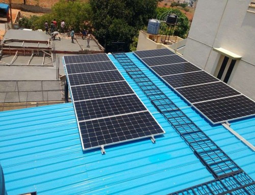 4kW Hybrid System in Judicial Layout
