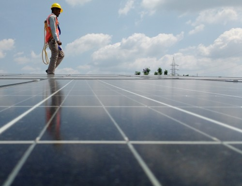 Inspection of Solar Rooftop Plant by Solar Care