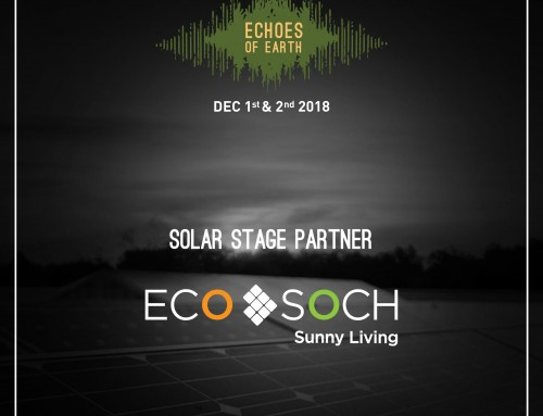 Echoes of Earth – A musical festival going towards carbon neutral