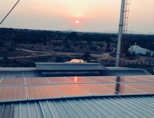 250 kWp Solar Roof-Top System-Engineering Case Study