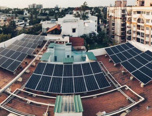 50kWp On-Grid Solar Rooftop System at Adarsh Residency Apartments