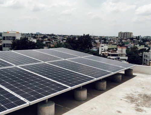5.18 kWp On-Grid Solar Roof-Top System with Micro-Inverters- Masjid E Noor, Bangalore