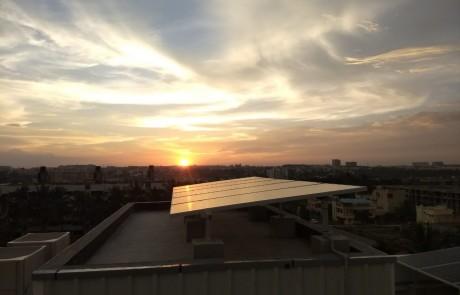 Solar Rooftop System at HomeFabrics