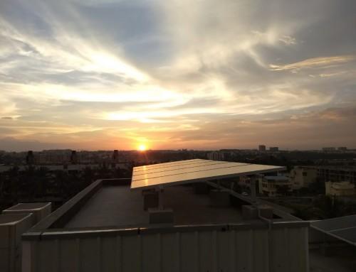 10kWp Solar Rooftop System at HomeFabrics