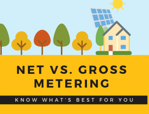Case Study – Net Metering Vs Gross Metering