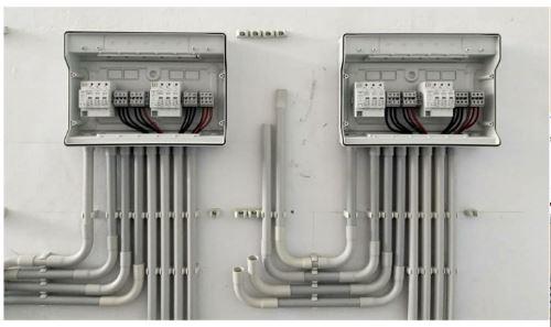 Example of DCDB installation