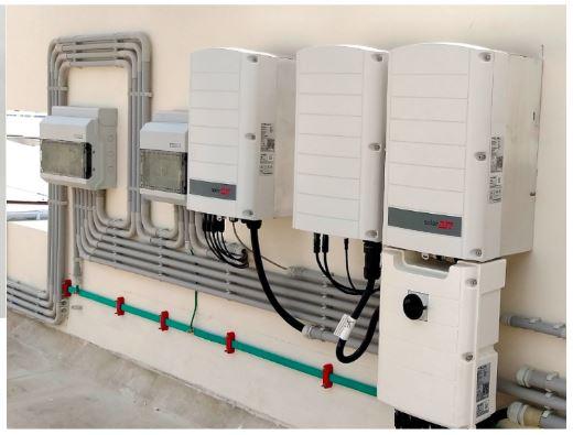 Electrical conduiting