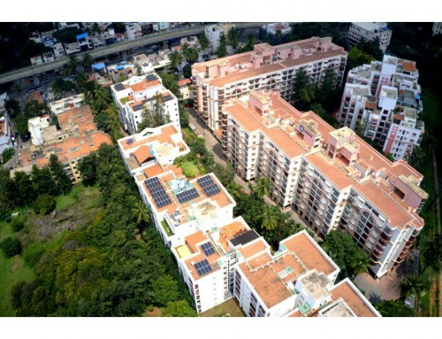 Financial Viability Check: Rooftop Solar for Apartments in Bangalore