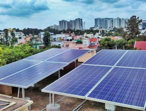 Solar Generation in Bangalore