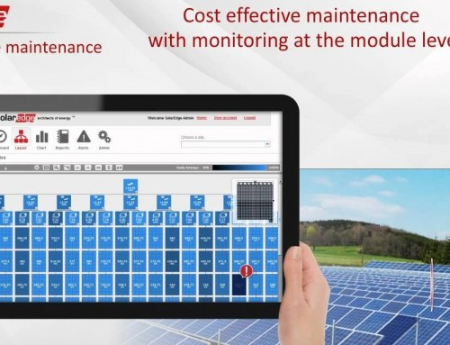 How panel level monitoring has helped…