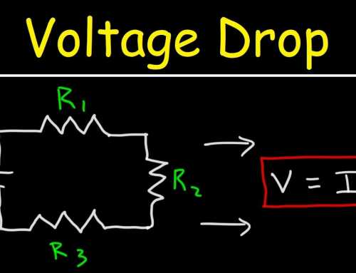DC and AC voltage drop – Standards
