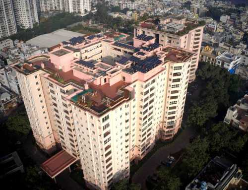 Brigade Millennium Jacaranda Apartments, Bangalore